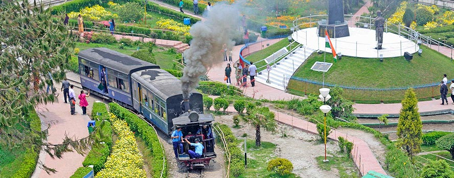 Welcome to Darjeeling Himalayan Railway An Experience Beyond Journey